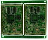 1.2mm 4L Multilayer PCB Afgedrukte Raad van de Kring voor Elektronische Componenten