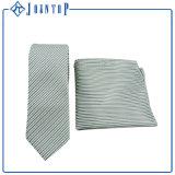 Hot Slae Shinny Cravate en soie pure Ensemble cravate sur mesure