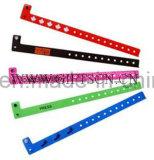 PVC riflettente della dogana un braccialetto di volta (WD10)