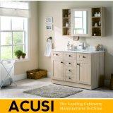 新しい優れたアメリカの簡単な様式の純木の浴室の虚栄心(ACS1-W28)