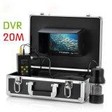 """7 """" 모니터 DVR 기능을%s 가진 수중 어업 측정기 사진기 시스템"""