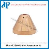Щиток для систем Powermax 220673 45 плазменного резака материалы 45A
