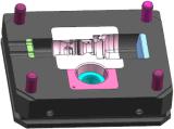 Molde de moldeado a presión de alta presión para la aleación de aluminio