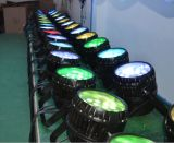18*10W LED 급상승 방수 동위 선잠기 점화