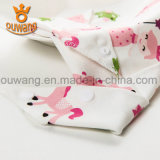 Cópia de algodão orgânico Bonito Baby Drool Cover Infant Baby Bibs
