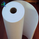 Isolation thermique et électrique en fibre de céramique Papier couché avec du papier aluminium