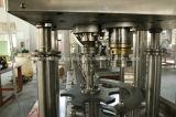 Chaîne de production recouvrante remplissante de lavage carbonatée linéaire automatique