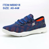 Новейшая мода мужские кроссовки спортивной обуви оптовые настроить (МБ9018)