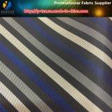 Ткань тканья нашивки военно-морского флота покрашенная пряжей для подкладки костюма людей (S3.9)