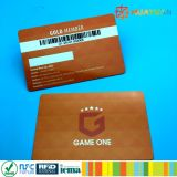 13.56MHz Mifare Plus X 2K RFID de PVC smart card