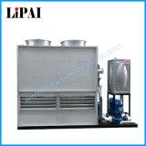 Sistema Closed della torretta di acqua usato per il raffreddamento della macchina termica di induzione