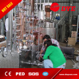 Equipamento do aço inoxidável do equipamento da destilação do álcôol da cervejaria da cerveja