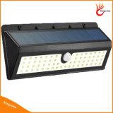 900 루멘 태양 정원 빛 운동 측정기 태양 램프