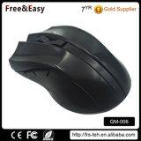 Правый черного цвета 6 кнопок Opitcal Multi кнопка Беспроводная мышь