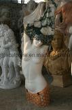 Statue blanche