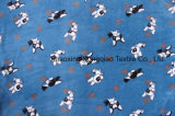 Flanela impressa do poliéster/tela coral do velo - 16332-3 1#