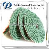 Влажная или сухая польза на пусковой площадке диаманта инструментов воды меля гибкой полируя