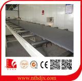 Bloco de tijolos de pavimentação oco de cimento plástico Palete de PVC