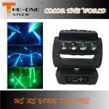 la tête mobile DJ de faisceau de 400W 16X25W DEL barrent la lumière d'étape