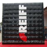 Ballon hermétique de PVC de cube gonflable pour la promotion