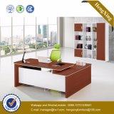 Moderner Melamin-Möbel-Anfangsetikett-Direktionsbüro-Schreibtisch (HX-GD037E)