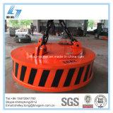 Промышленный круговой тип электромагнит крана поднимаясь для поднимаясь стальных утилей