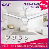 Ventilador de teto prático de 3 lâminas de 56 polegadas bom (Hgk-YS)
