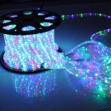 Éclairage LED commercial de corde pour la décoration d'usager de décoration de mariage