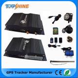 RS232 verdoppeln, SIM Karte GPS-Fahrzeug-Verfolger mit der 4 Kraftstoff-Überwachung lokalisierend