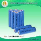 Navulbaar lithium 18650 van de Prijs van de fabriek 3.7V 2200mAhBatterijcel voor Toorts