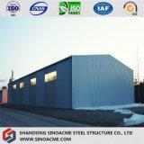 Afgeworpen/Pakhuis die van de Landbouw van het Staal van de grote Spanwijdte het Structurele bouwen