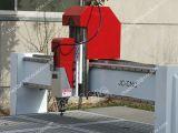 Máquina de madeira do router do CNC para anunciar a estaca do sinal e do alumínio