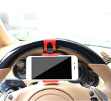 Suporte do telefone móvel do volante magnético do carro para Universal Car Smart Phone Holder para iPhone 5 5s Se 6 7