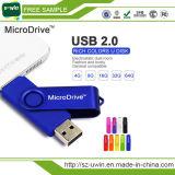 Freier FirmenzeichenTwister OTG USB-Blitz-Laufwerk USB-Stock