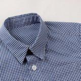 O algodão 100% caçoa camisas para meninos