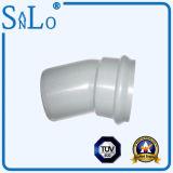 Soquete 22.5 encaixe de tubulação do cotovelo UPVC/PVC/Ppv do grau de Sanlo Companhia