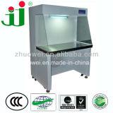 Горизонтальный промышленный чистый стенд, портативный клобук ламинарной подачи с UV светильником