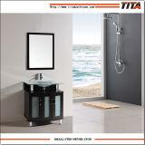 Haut Salle de bains en verre trempé Cabinet t9148-48e