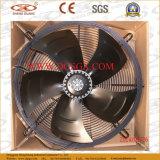 Motore di ventilatore assiale con il rotore esterno per il refrigeratore di acqua