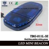 SMD LEDs (TBG-811L-3ES)のパトカーのための青いLEDの合図の光の組み込みのサイレンそしてスピーカー