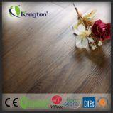 Mattonelle di pavimento di legno della stanza da bagno del vinile di lusso di disegno