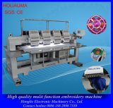 Holiauma 4 Head 15 Color High Speed ​​Computer Broderie Machine pour 3D Cap T-Shrit Broderie