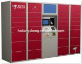 Elektronisches intelligentes sicheres Metallpaket-Anlieferungs-Schließfach