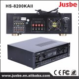 Amplificador de potencia de varios canales profesional de la etapa de sonidos de HS-8200kaii