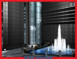 800kg 유리 엘리베이터