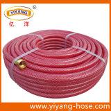 Boyau de jardin flexible de PVC de résistance du climat (GH1011-06)