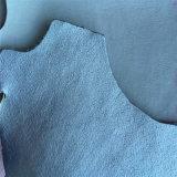 Cuoio dell'unità di elaborazione di Microfiber della pelle di cinghiale per i pattini che allineano Hx-Ml1702