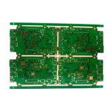 Circuit de carte de contrôle d'impédance de 6 couches pour le matériel d'électronique grand public