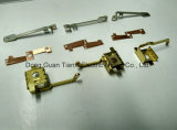 리베트 접촉과 장갑판 또는 구리 Pin 또는 접촉 격판덮개 각인하기