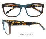 Marco de espectáculo de cristal óptico del marco de Eyewear Eyewear de la manera